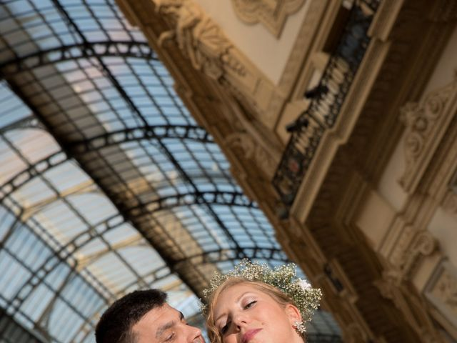 Il matrimonio di John e Adina Maria a Varese, Varese 20
