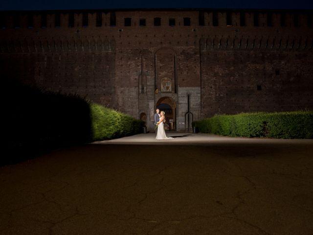 Il matrimonio di John e Adina Maria a Varese, Varese 21