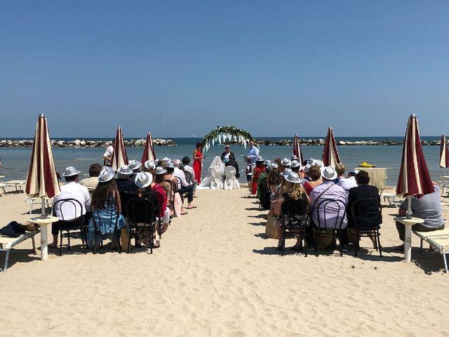 Il matrimonio di Giada e Daniele a Bellaria-Igea Marina, Rimini 4