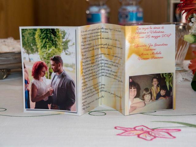 Il matrimonio di Antonio e Valentina a Melissano, Lecce 6