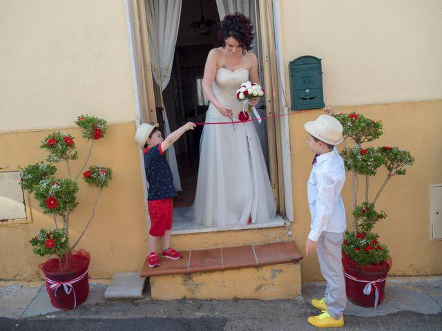 Il matrimonio di Antonio e Valentina a Melissano, Lecce 12