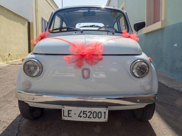 Il matrimonio di Antonio e Valentina a Melissano, Lecce 13