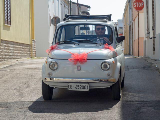 Il matrimonio di Antonio e Valentina a Melissano, Lecce 14