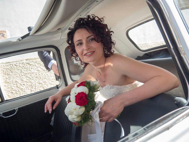 Il matrimonio di Antonio e Valentina a Melissano, Lecce 15