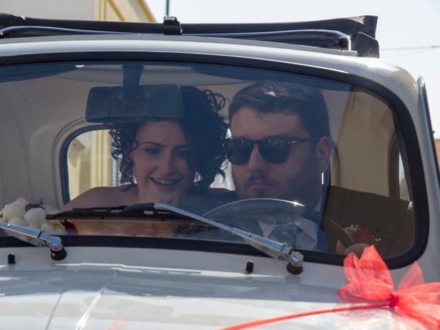 Il matrimonio di Antonio e Valentina a Melissano, Lecce 16