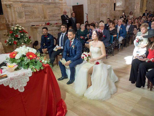 Il matrimonio di Antonio e Valentina a Melissano, Lecce 17