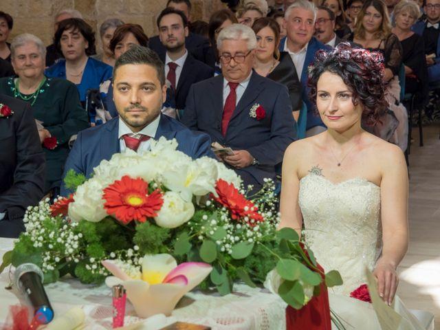 Il matrimonio di Antonio e Valentina a Melissano, Lecce 19