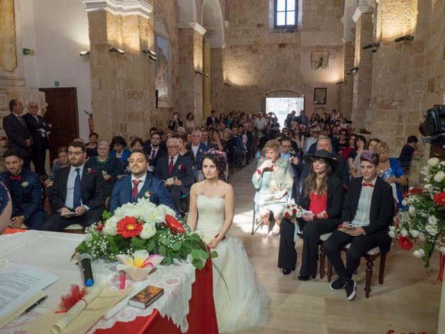 Il matrimonio di Antonio e Valentina a Melissano, Lecce 20