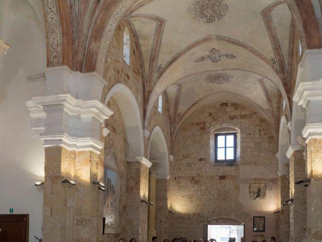 Il matrimonio di Antonio e Valentina a Melissano, Lecce 21