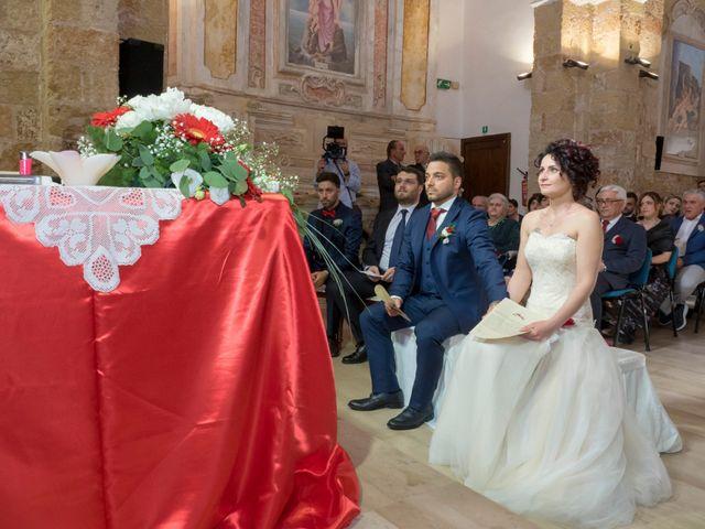 Il matrimonio di Antonio e Valentina a Melissano, Lecce 22