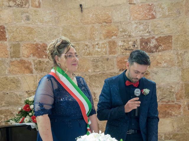 Il matrimonio di Antonio e Valentina a Melissano, Lecce 23