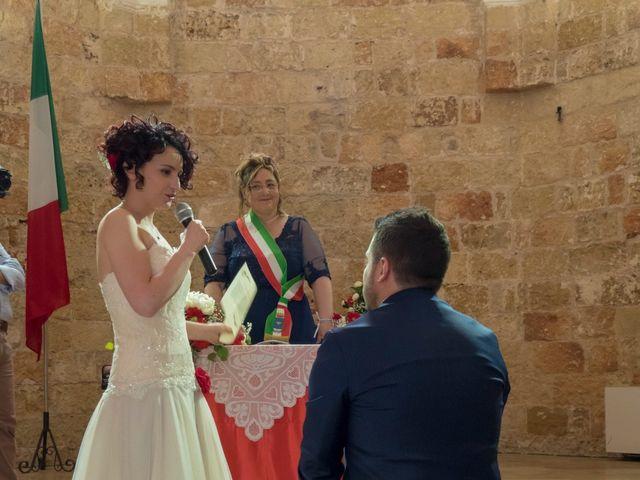 Il matrimonio di Antonio e Valentina a Melissano, Lecce 25