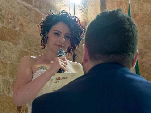 Il matrimonio di Antonio e Valentina a Melissano, Lecce 26