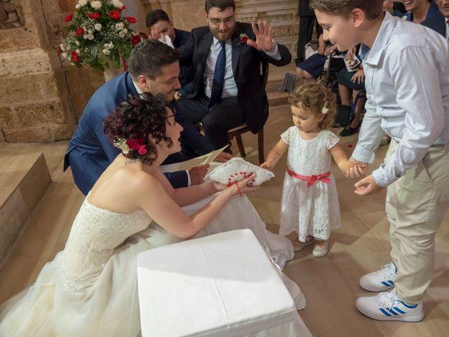 Il matrimonio di Antonio e Valentina a Melissano, Lecce 29