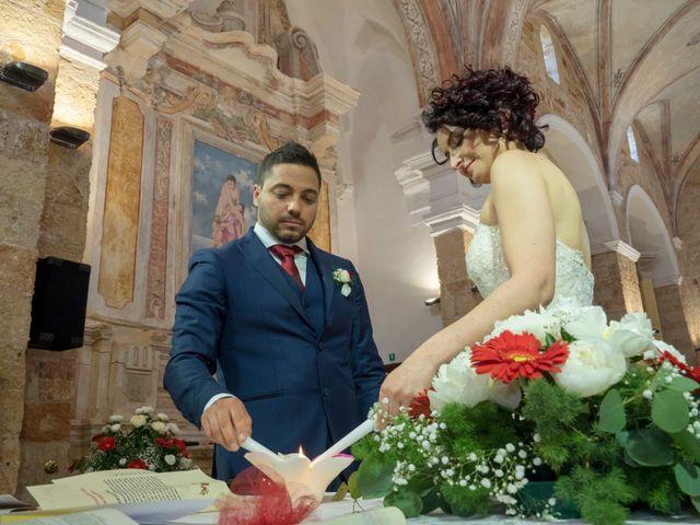 Il matrimonio di Antonio e Valentina a Melissano, Lecce 31
