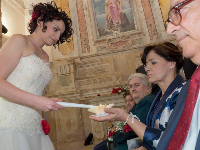 Il matrimonio di Antonio e Valentina a Melissano, Lecce 32