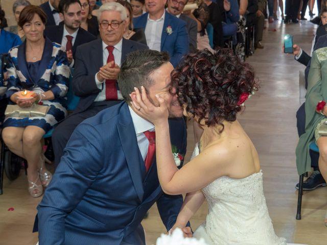 Il matrimonio di Antonio e Valentina a Melissano, Lecce 34