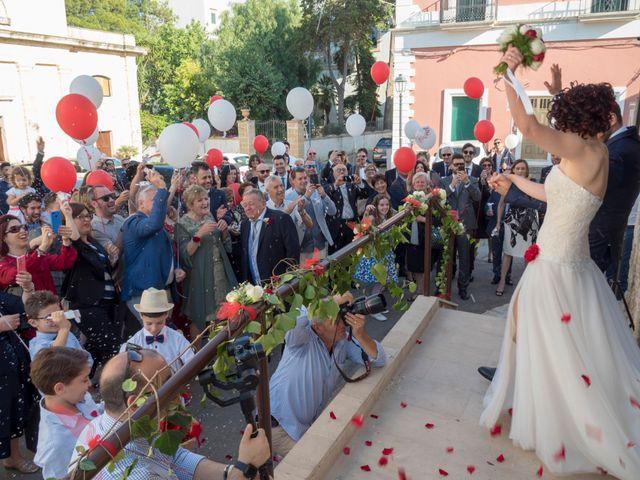 Il matrimonio di Antonio e Valentina a Melissano, Lecce 35