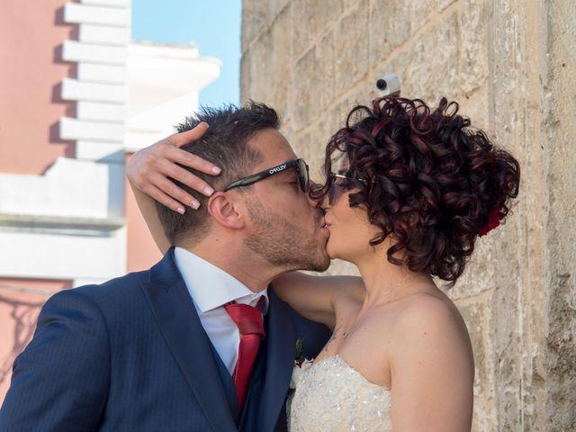 Il matrimonio di Antonio e Valentina a Melissano, Lecce 36