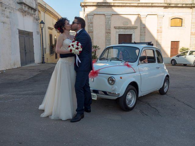 Il matrimonio di Antonio e Valentina a Melissano, Lecce 37