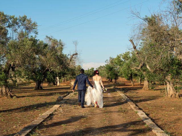 Il matrimonio di Antonio e Valentina a Melissano, Lecce 39