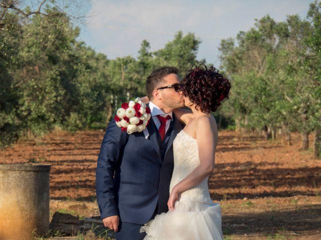Il matrimonio di Antonio e Valentina a Melissano, Lecce 40