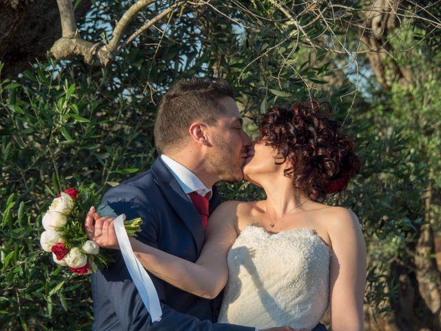 Il matrimonio di Antonio e Valentina a Melissano, Lecce 41