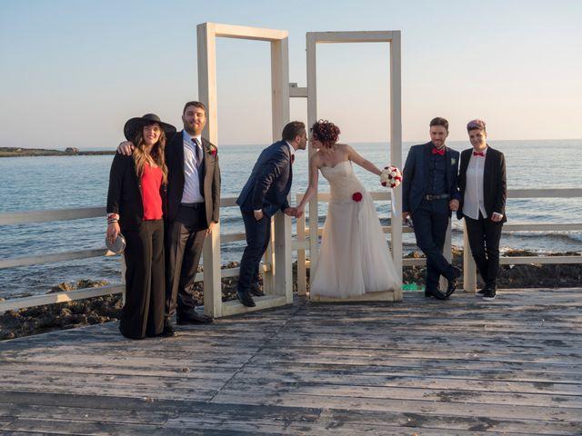 Il matrimonio di Antonio e Valentina a Melissano, Lecce 45