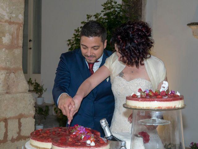 Il matrimonio di Antonio e Valentina a Melissano, Lecce 51