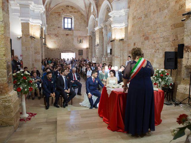 Il matrimonio di Antonio e Valentina a Melissano, Lecce 2