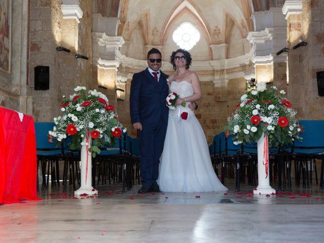 Il matrimonio di Antonio e Valentina a Melissano, Lecce 52