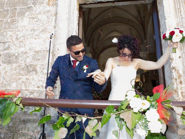 Il matrimonio di Antonio e Valentina a Melissano, Lecce 53