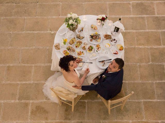 Il matrimonio di Antonio e Valentina a Melissano, Lecce 60