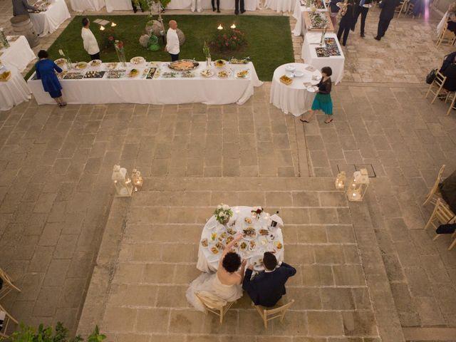 Il matrimonio di Antonio e Valentina a Melissano, Lecce 62