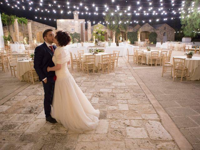 Il matrimonio di Antonio e Valentina a Melissano, Lecce 64