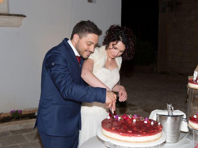 Il matrimonio di Antonio e Valentina a Melissano, Lecce 65