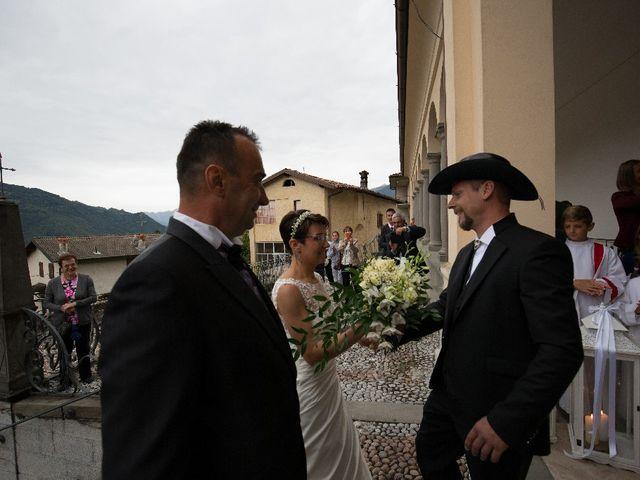 Il matrimonio di Walter e Fabiola a Songavazzo, Bergamo 1