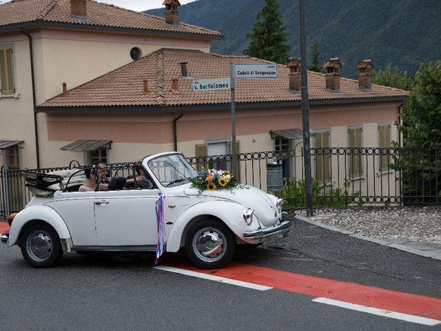 Il matrimonio di Walter e Fabiola a Songavazzo, Bergamo 2