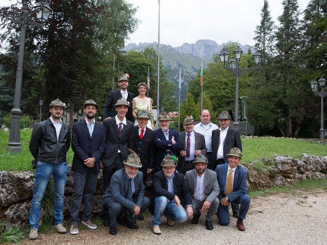 Il matrimonio di Walter e Fabiola a Songavazzo, Bergamo 4