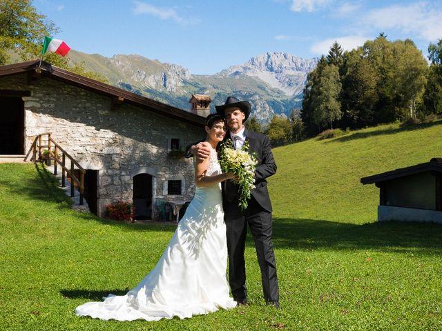 Il matrimonio di Walter e Fabiola a Songavazzo, Bergamo 6