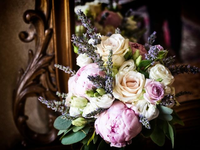 Il matrimonio di Romeo e Federica a Polpenazze del Garda, Brescia 1