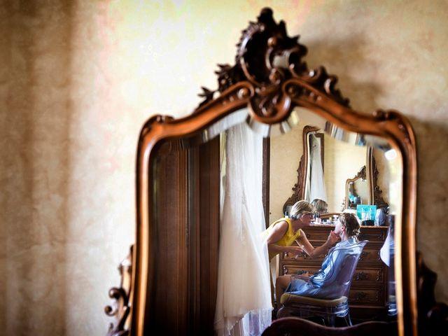 Il matrimonio di Romeo e Federica a Polpenazze del Garda, Brescia 2