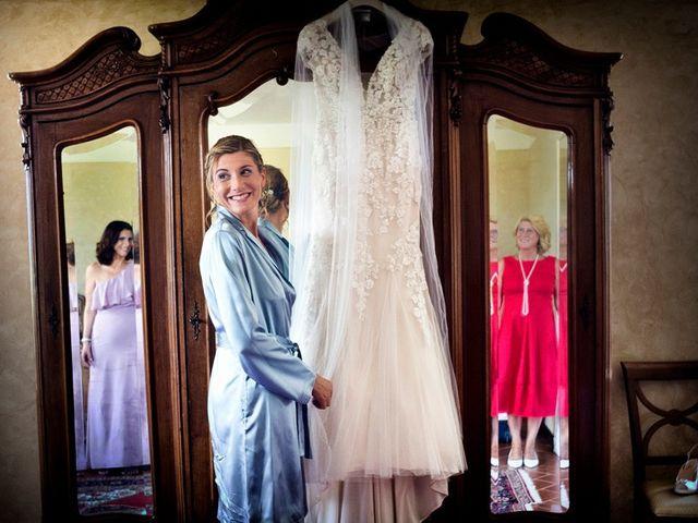 Il matrimonio di Romeo e Federica a Polpenazze del Garda, Brescia 6