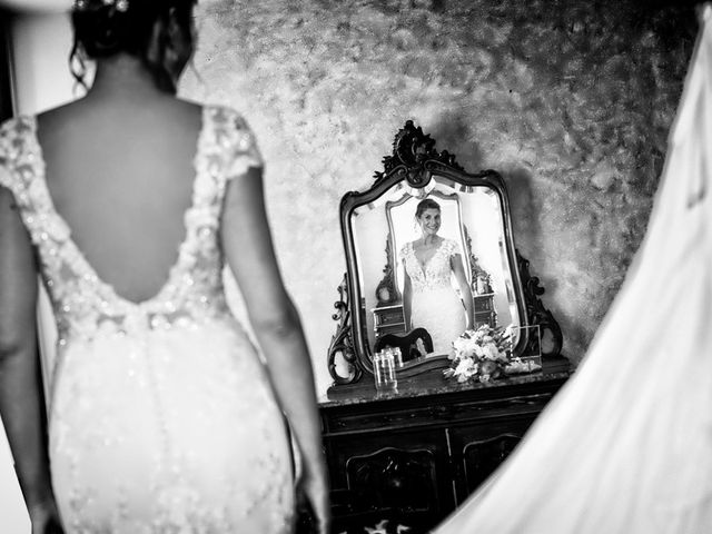 Il matrimonio di Romeo e Federica a Polpenazze del Garda, Brescia 12