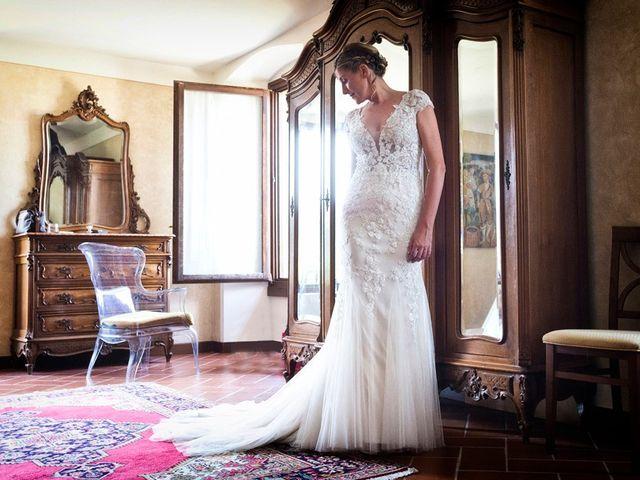 Il matrimonio di Romeo e Federica a Polpenazze del Garda, Brescia 14