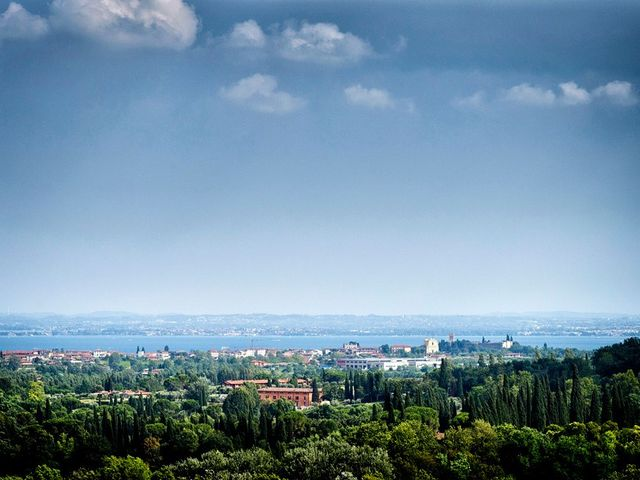 Il matrimonio di Romeo e Federica a Polpenazze del Garda, Brescia 15