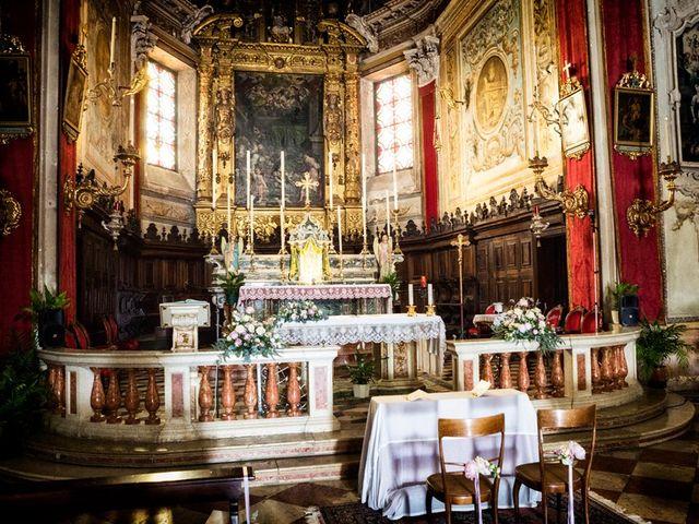 Il matrimonio di Romeo e Federica a Polpenazze del Garda, Brescia 17