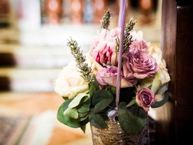 Il matrimonio di Romeo e Federica a Polpenazze del Garda, Brescia 18