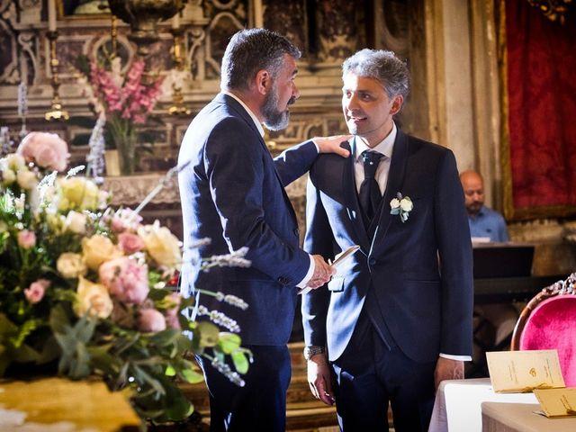 Il matrimonio di Romeo e Federica a Polpenazze del Garda, Brescia 20