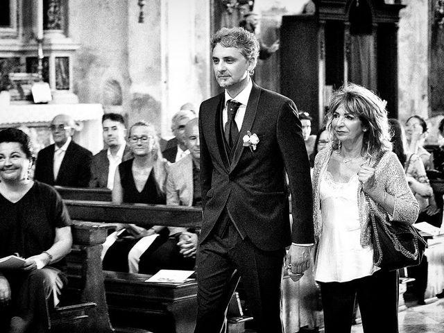 Il matrimonio di Romeo e Federica a Polpenazze del Garda, Brescia 22